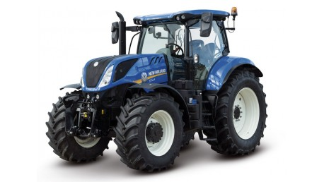 New Holland T7S serijos traktoriai