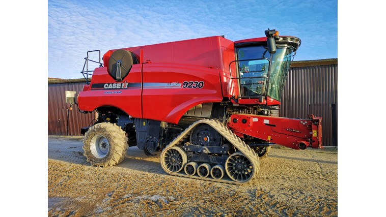 CASE 9230 AXIAL FLOW