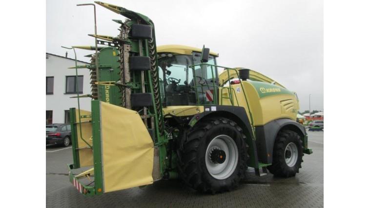 Krone BIG X 630