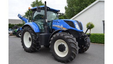 New Holland T7.230 Powercommand