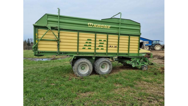 Krone AX 280 GL