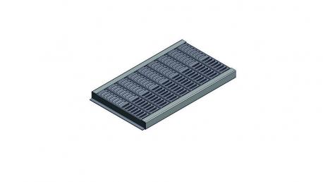 Grindinė - šachtinė ventiliavimo sistema
