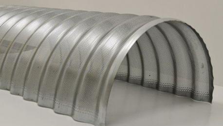 Surenkama ventiliacinė sistema