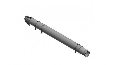 Teleskopinė ventiliavimo sistema
