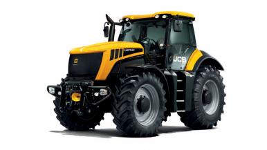 JCB FASTRAC 8 serijos traktoriai