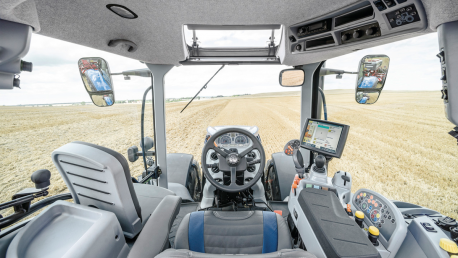 New Holland T7 HD