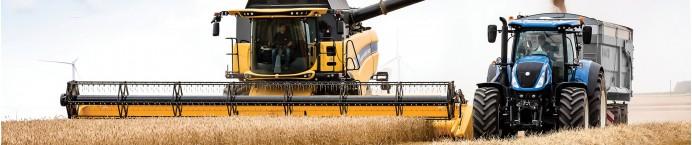 Žemės ūkio mašinos