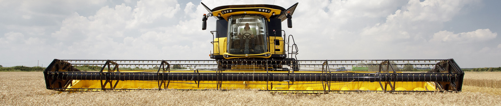 Kombainas New Holland CR Revelation